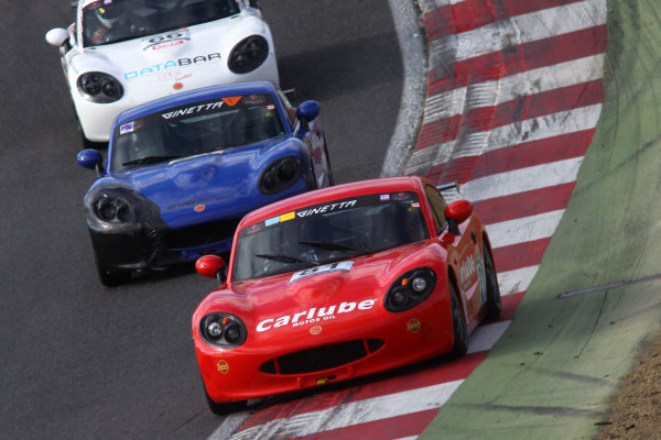2017 Ginetta GRDC Plus,  Brands Hatch, 5th-6th August 2017, Phil McGarty  World Copyright. JEP/LAT Images