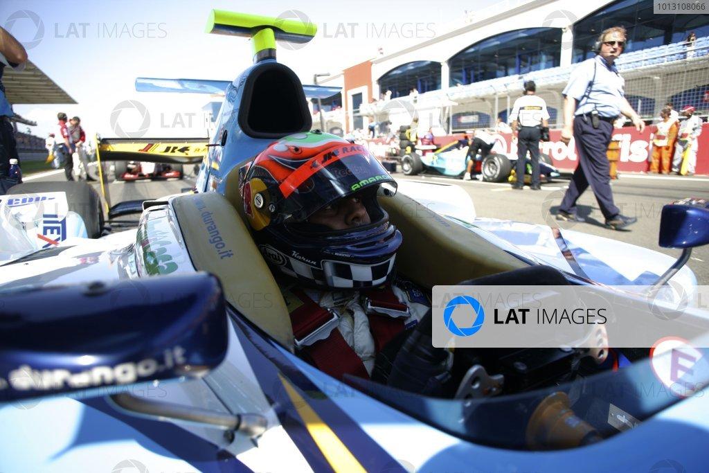 2007 GP2 Series. Round 8.