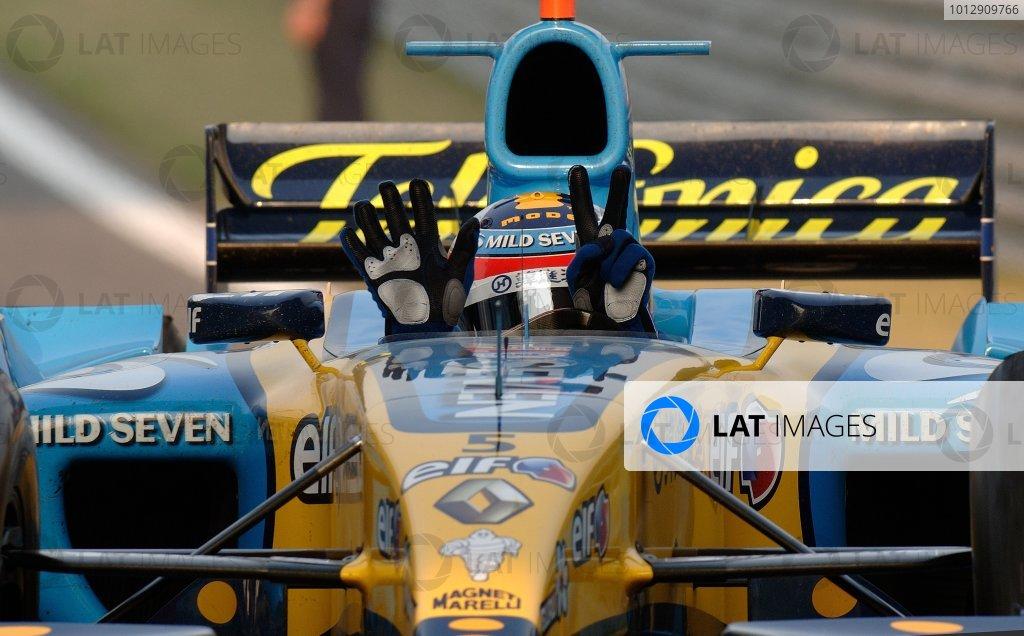 2005 Chinese Grand Prix - Sunday Race,