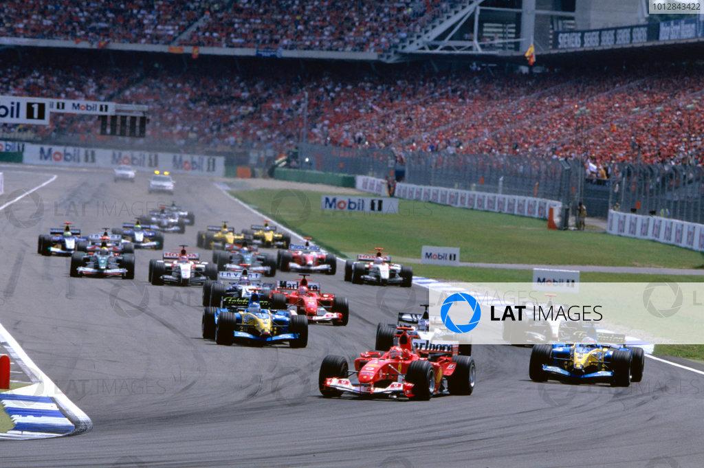 2004 German Grand Prix Photo   Motorsport Images