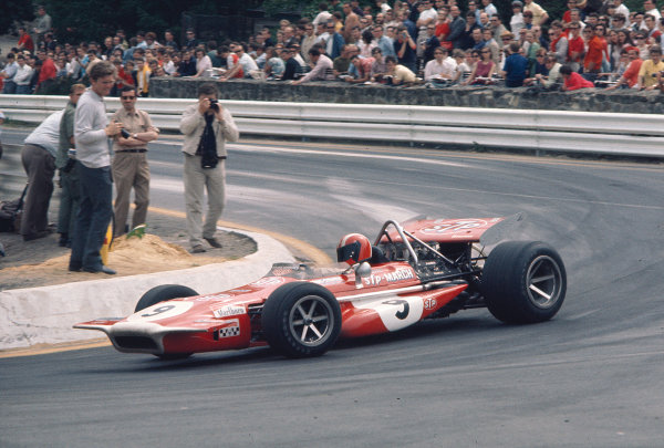 1970 Belgian Grand Prix.