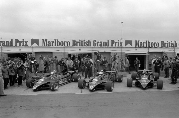 Celebrating the anniversary of the 1948 European GP