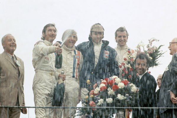 1971 Spa-Francorchamps 1000 Kms.