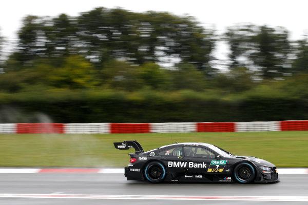 2017 DTM Round 7  Nürburgring, Germany  Saturday 9 September 2017. Bruno Spengler, BMW Team RBM, BMW M4 DTM  World Copyright: Alexander Trienitz/LAT Images ref: Digital Image 2017-DTM-Nrbg-AT1-0749