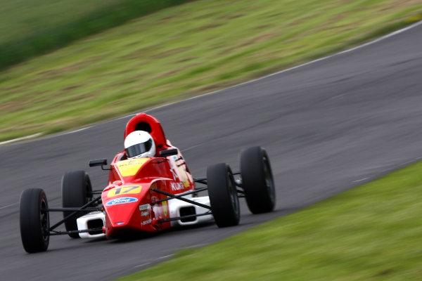 Castle Combe, Wiltshire. 19th - 20th June 2010.Luke Williams (GBR) Luke Williams Racing Formula Ford.World Copyright: Ebrey/LAT Photographic.