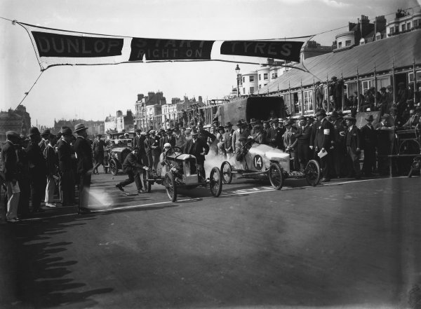 1924 Brighton Speed Trials.