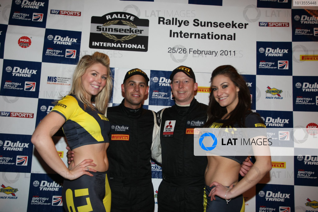 2011 British Rally Championship