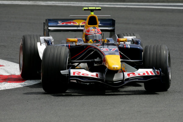 2005 French Grand Prix - Friday Practice,Magny-Cours, France 1st July 2005