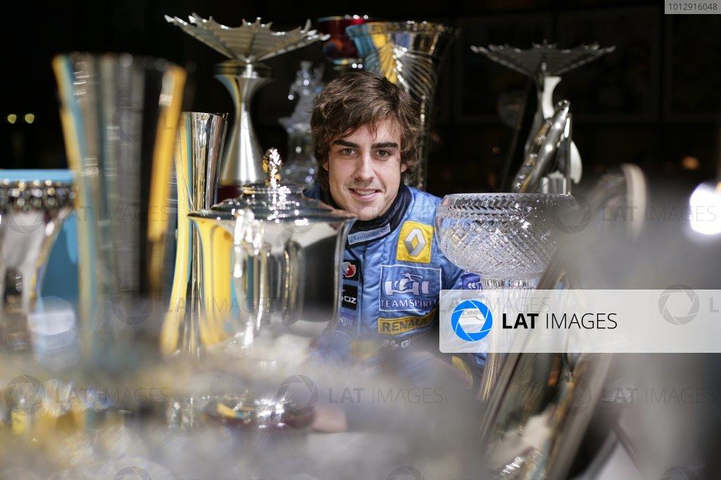 2005 Fernando Alonso - World Champion