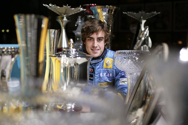 2005 Fernando Alonso - World Champion