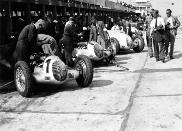 1936 Eifelrennen.