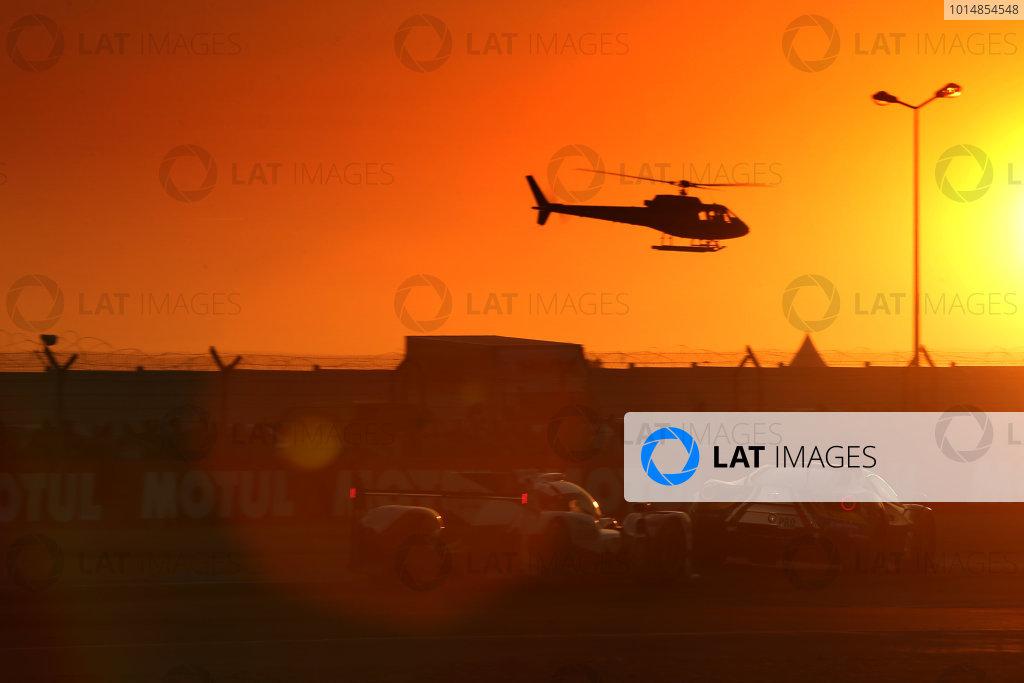 2017 Le Mans 24 Hours Circuit de la Sarthe, Le Mans, France. Thursday 15 June 2017 #51 AF Corse Ferrari 488 GTE: James Calado, Alessandro Pier Guidi, Michele Rugolo  World Copyright: JEP/LAT Images