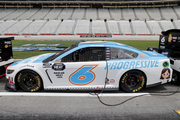 Ryan Newman Roush Fenway Racing Ford Progressive Insurance, Copyright: Chris Graythen/Getty Images.