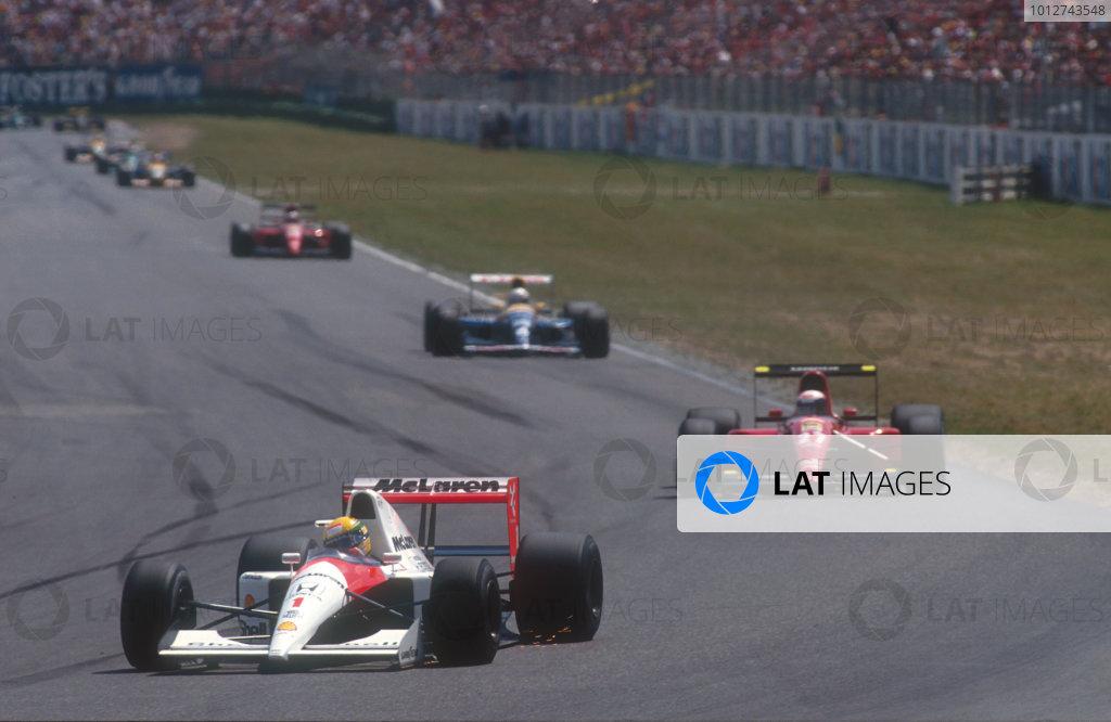 1991 German Grand Prix.