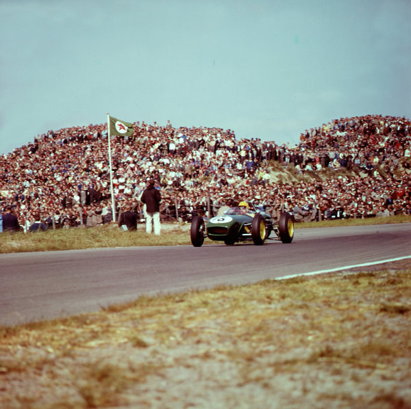1961 Dutch Grand Prix.