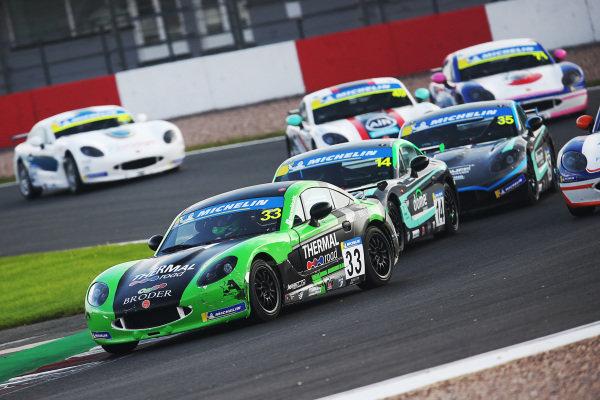 Max Dodds - Assetto Motorsport Ginetta Junior