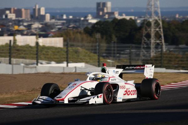 Round five winner Naoki Yamamoto ( #5 DOCOMO TEAM DANDELION RACING ), Dallara SF19 Honda. Photo: Yukio Yoshimi