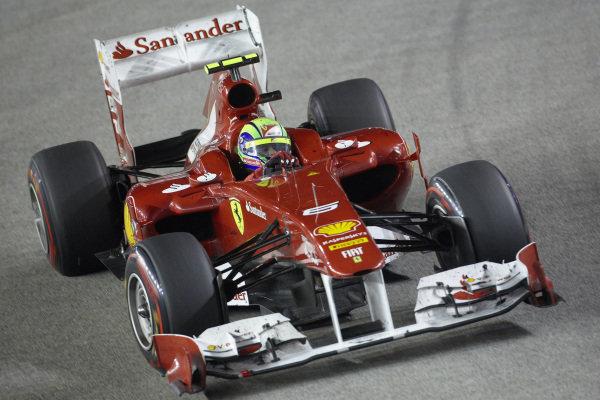 Felipe Massa, Ferrari 150° Italia.