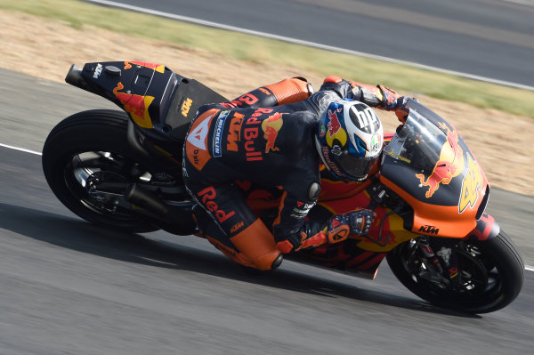 2017 MotoGP Championship - Round 5 Le Mans, France Saturday 20 May 2017 Pol Espargaro, Red Bull KTM Factory Racing World Copyright: Gold & Goose Photography/LAT Images ref: Digital Image 671191