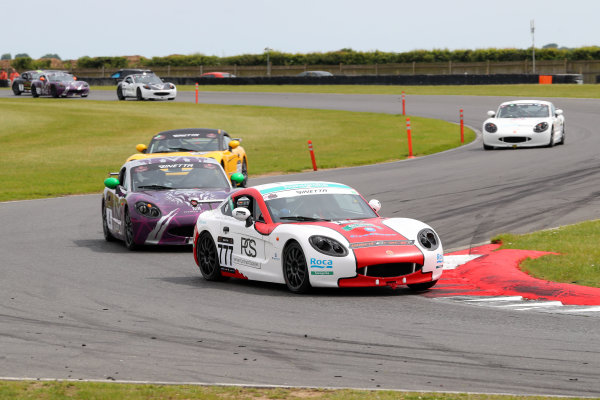 2017 Ginetta GRDC + Snetterton, 27th-28th May 2017, Michael Crees (GBR)  World copyright. JEP/LAT Images