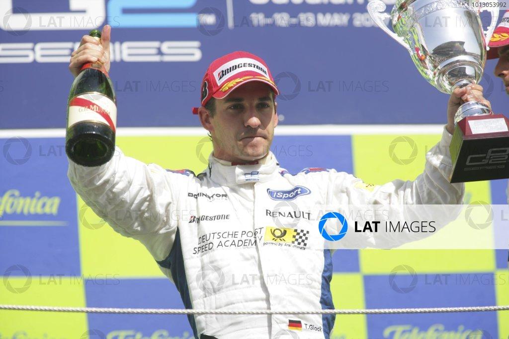 2007 GP2 Series. Round 2. Sunday Race