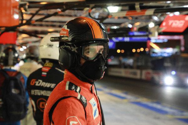 #26 G-Drive Racing team member