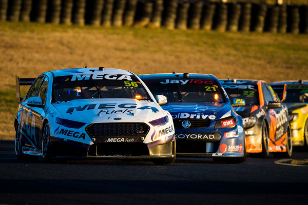 2017 Supercars Championship Round 9.  Sydney SuperSprint, Sydney Motorsport Park, Eastern Creek, Australia. Friday 18th August to Sunday 20th August 2017. Jason Bright, Prodrive Racing Australia Ford.  World Copyright: Daniel Kalisz/LAT Images Ref: Digital Image 190817_VASCR9_DKIMG_4052.NEF