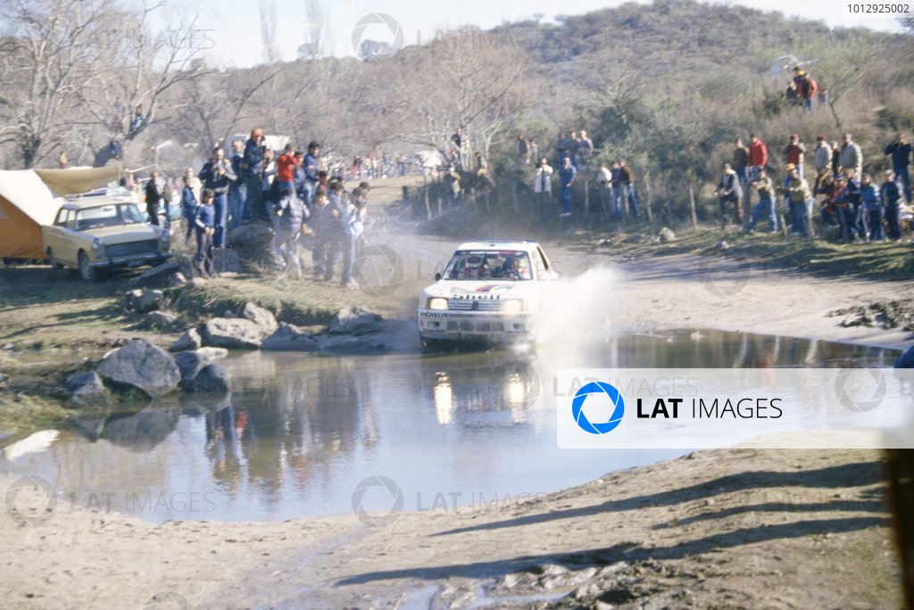 1985 World Rally Championship.