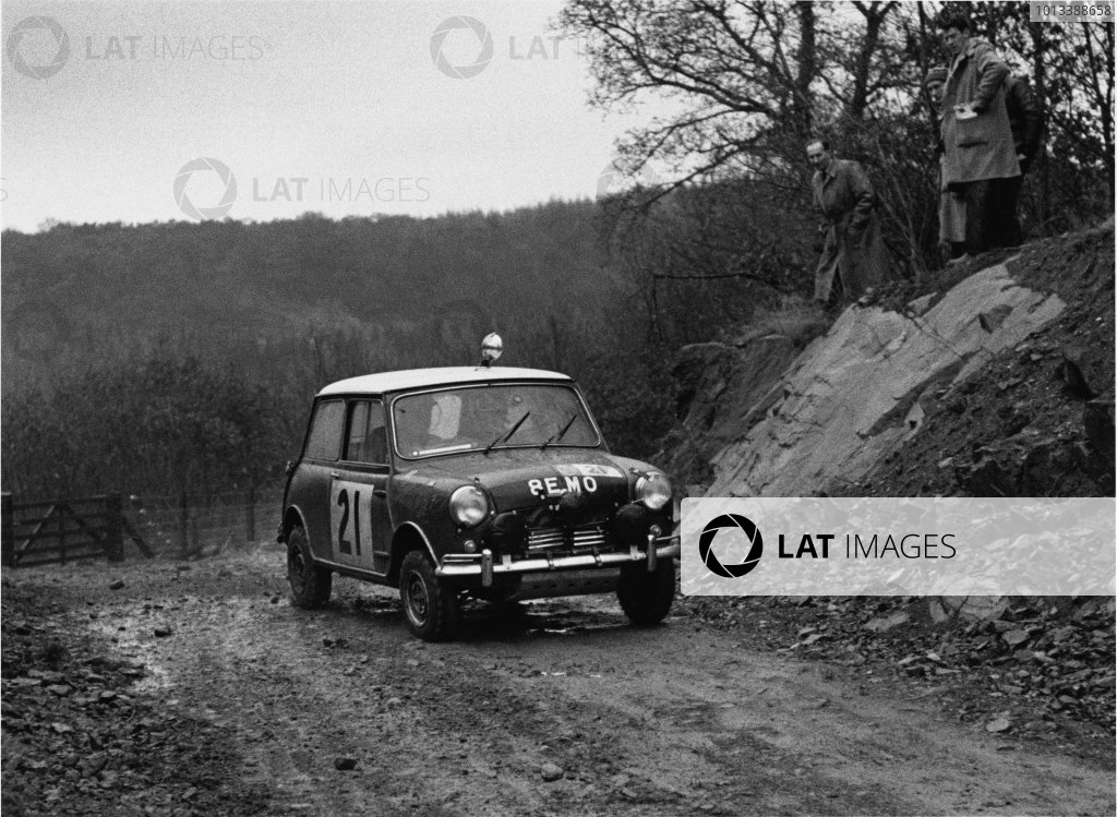 1963 RAC Rally of Great Britain.