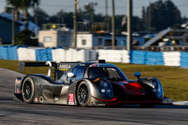 2017 IMSA Prototype Challenge Sebring International Raceway, Sebring, FL USA Wednesday 15 March 2017 20, Nicolas Jamin, P3, Ligier JS P3 World Copyright: Jake Galstad/LAT Images ref: Digital Image lat-galstad-SIR-0317-14972