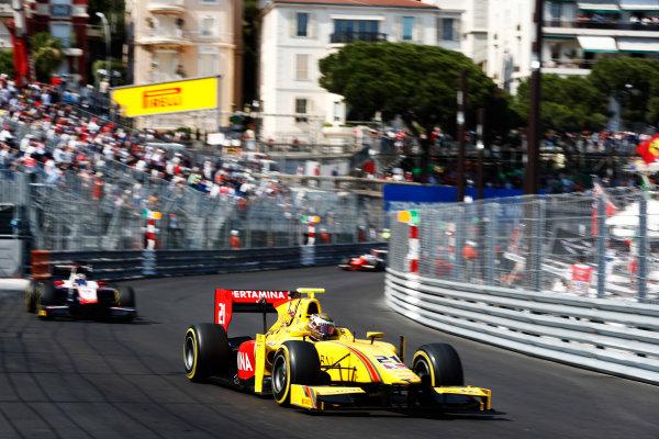 2017 FIA Formula 2 Round 3. Monte Carlo, Monaco. Saturday 27 May 2017. Sean Gelael (INA, Pertamina Arden)  Photo: Zak Mauger/FIA Formula 2. ref: Digital Image _X4I9549