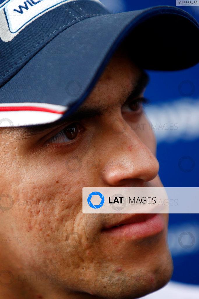 2011 German Grand Prix - Thursday