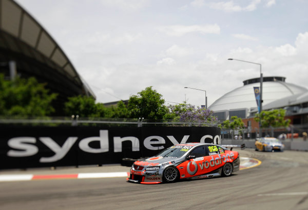 Homebush Street Circuit, Sydney, New South Wales.4th - 5th December 2010.Craig Lowndes of Triple Eight Racing during the Sydney Telstra 500 Grand Finale.World Copyright: Mark Horsburgh/LAT Photographicref: Digital Image 888-Lowndes-EV14-10-00339B