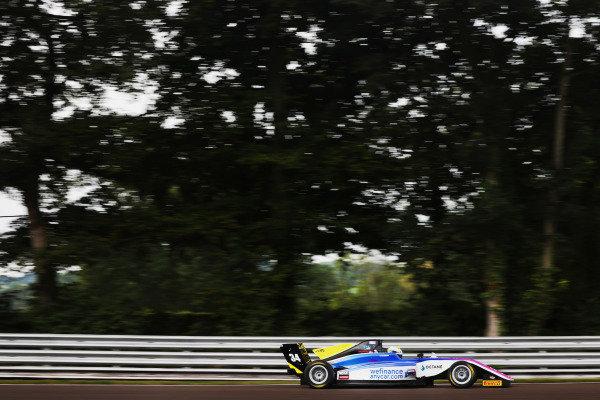 Tom Lebbon (GBR) - Elite Motorsport BRDC GB3