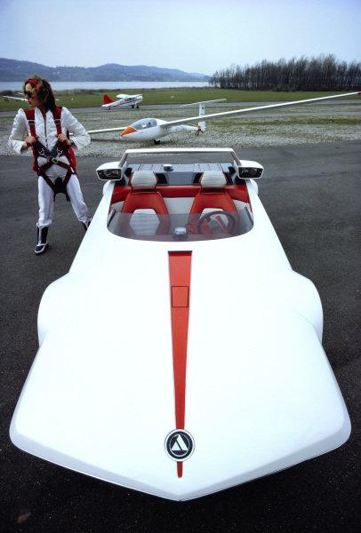 Concept Car, Bertone Autobianchi Runabout, 1969