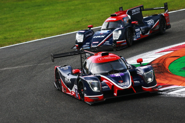 #2 Ligier JS P320 - Nissan / UNITED AUTOSPORTS / Wayne Boyd / Tom Gamble / Robert Wheldon