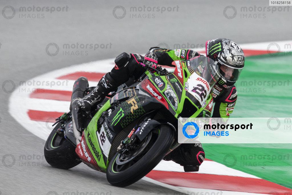 Alex Lowes, Catalunya WorldSBK 2020