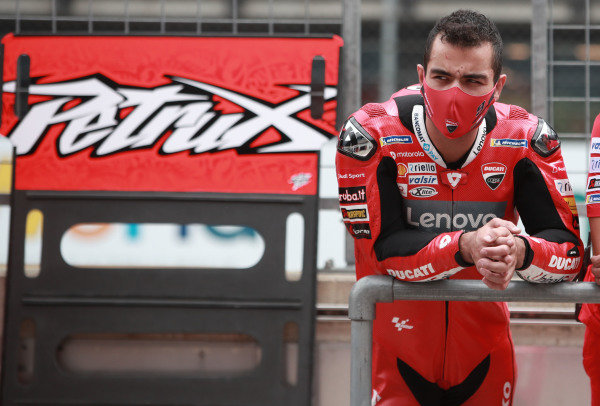 Danilo Petrucci, Ducati Team .