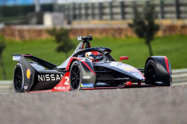 Sebastien Buemi (CHE), Nissan e.Dams, Nissan IMO2