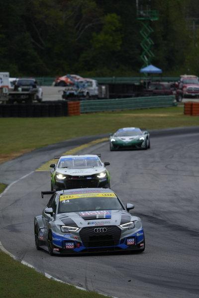 #44: New German Performance Audi RS3 LMS DSG, TCR: Tristan Herbert, Britt Casey