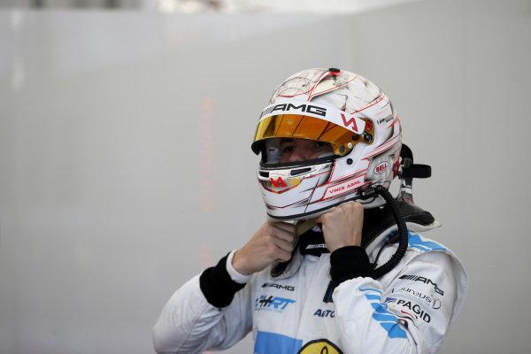 Vincent Abril, Haupt Racing Team.