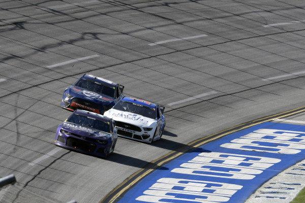 #51: Cody Ware, Petty Ware Racing, Chevrolet Camaro NURTEC ODT and #52: Josh Bilicki, Rick Ware Racing, Ford Mustang