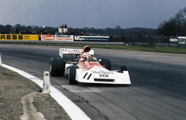 Wilson Fittipaldi, Brabham BT42 Ford.