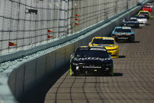 Ross Chastain, Kaulig Racing Chevrolet Nutrien Ag Solutions, Copyright: Michael Reaves/Getty Images.