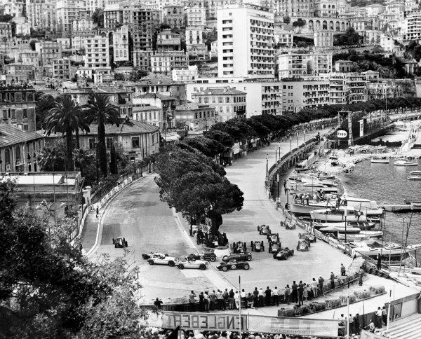 1960 Monaco Grand Prix.