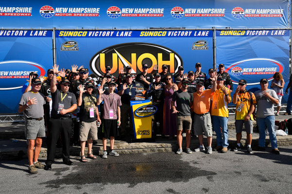 NASCAR Camping World Truck Series UNOH 175  New Hampshire Motor Speedway Loudon, NH USA Saturday 23 September 2017 Christopher Bell, SiriusXM Toyota Tundra World Copyright: Rusty Jarrett LAT Images