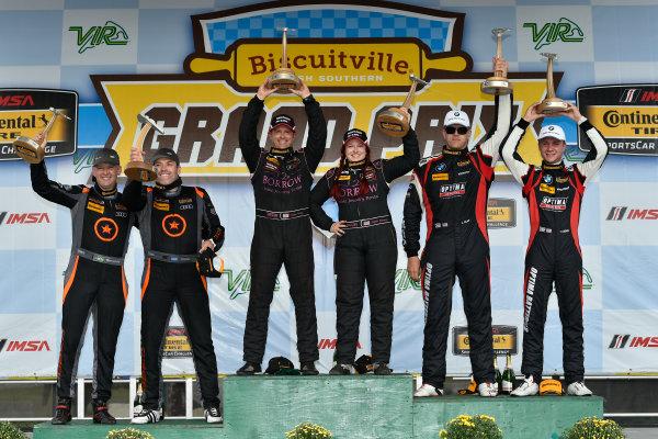 IMSA Continental Tire SportsCar Challenge Biscuitville Grand Prix Virginia International Raceway, Alton, VA USA Saturday 26 August 2017  World Copyright: Scott R LePage LAT Images