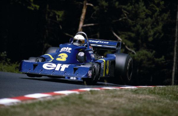 Jody Scheckter, Tyrrell P34 Ford.