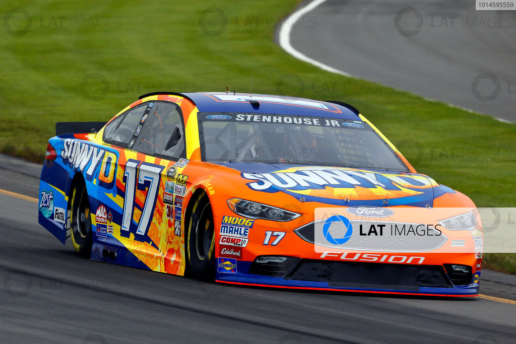 3-5 June, 2016, Long Pond, Pennsylvania USA Ricky Stenhouse Jr ?2016, Russell LaBounty LAT Photo USA