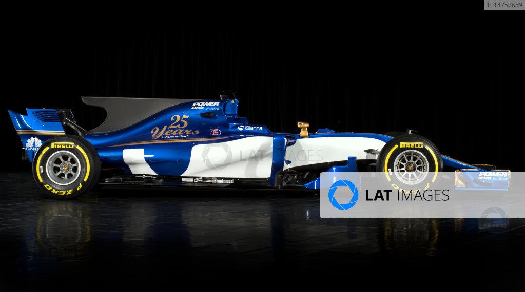 Sauber C36 Launch